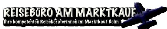 Reisebüro am Marktkauf | Ihre kompetenten Reiseberaterinnen im Marktkauf Belm